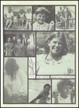 1975 Columbus School for Girls Yearbook Page 58 & 59