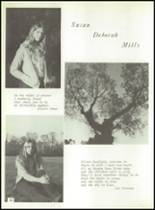1975 Columbus School for Girls Yearbook Page 60 & 61