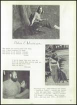 1975 Columbus School for Girls Yearbook Page 70 & 71