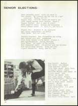 1975 Columbus School for Girls Yearbook Page 76 & 77