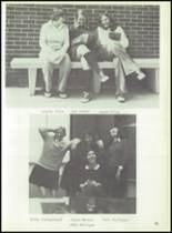 1975 Columbus School for Girls Yearbook Page 86 & 87