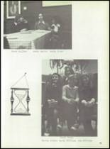 1975 Columbus School for Girls Yearbook Page 88 & 89