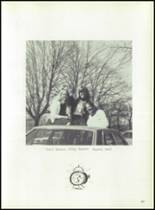 1975 Columbus School for Girls Yearbook Page 90 & 91