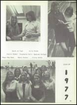 1975 Columbus School for Girls Yearbook Page 92 & 93