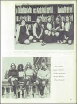 1975 Columbus School for Girls Yearbook Page 98 & 99