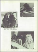 1975 Columbus School for Girls Yearbook Page 100 & 101