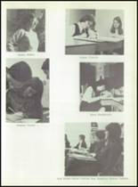1975 Columbus School for Girls Yearbook Page 102 & 103