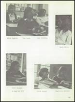 1975 Columbus School for Girls Yearbook Page 106 & 107