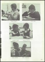 1975 Columbus School for Girls Yearbook Page 110 & 111