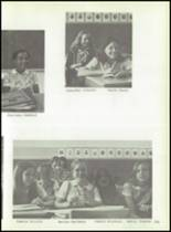 1975 Columbus School for Girls Yearbook Page 112 & 113
