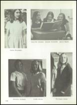 1975 Columbus School for Girls Yearbook Page 114 & 115