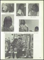 1975 Columbus School for Girls Yearbook Page 128 & 129