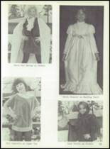 1975 Columbus School for Girls Yearbook Page 134 & 135