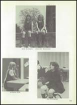 1975 Columbus School for Girls Yearbook Page 136 & 137