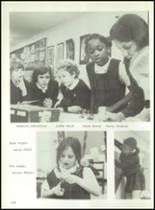 1975 Columbus School for Girls Yearbook Page 138 & 139