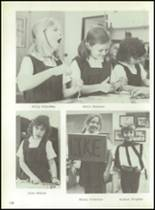 1975 Columbus School for Girls Yearbook Page 140 & 141