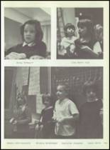 1975 Columbus School for Girls Yearbook Page 148 & 149
