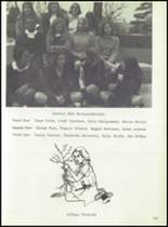 1975 Columbus School for Girls Yearbook Page 170 & 171