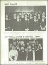 1975 Columbus School for Girls Yearbook Page 176 & 177