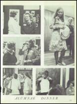 1975 Columbus School for Girls Yearbook Page 180 & 181