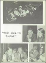 1975 Columbus School for Girls Yearbook Page 182 & 183