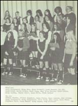 1975 Columbus School for Girls Yearbook Page 184 & 185