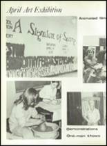 1975 Columbus School for Girls Yearbook Page 188 & 189
