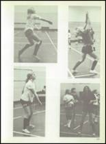 1975 Columbus School for Girls Yearbook Page 204 & 205