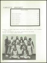 1975 Columbus School for Girls Yearbook Page 206 & 207