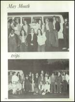 1975 Columbus School for Girls Yearbook Page 210 & 211