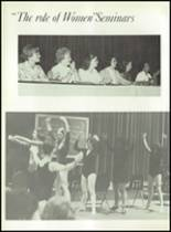 1975 Columbus School for Girls Yearbook Page 214 & 215
