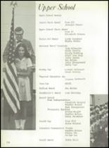 1975 Columbus School for Girls Yearbook Page 220 & 221