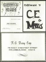 1975 Columbus School for Girls Yearbook Page 238 & 239