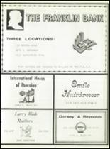 1975 Columbus School for Girls Yearbook Page 242 & 243