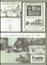 1975 Columbus School for Girls Yearbook Page 248 & 249