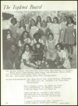 1975 Columbus School for Girls Yearbook Page 256 & 257