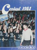1981 Yearbook East Lansing High School