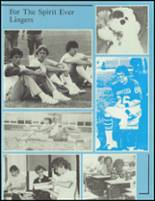1984 Washington Township High School Yearbook Page 10 & 11