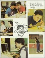1984 Washington Township High School Yearbook Page 12 & 13