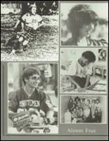 1984 Washington Township High School Yearbook Page 14 & 15