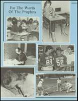 1984 Washington Township High School Yearbook Page 18 & 19