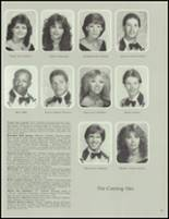 1984 Washington Township High School Yearbook Page 22 & 23
