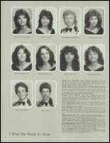 1984 Washington Township High School Yearbook Page 24 & 25
