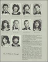 1984 Washington Township High School Yearbook Page 32 & 33