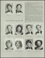 1984 Washington Township High School Yearbook Page 34 & 35