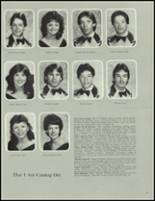 1984 Washington Township High School Yearbook Page 36 & 37