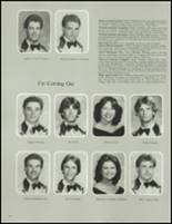 1984 Washington Township High School Yearbook Page 38 & 39