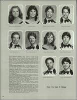 1984 Washington Township High School Yearbook Page 40 & 41