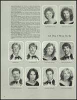 1984 Washington Township High School Yearbook Page 42 & 43