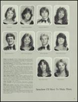 1984 Washington Township High School Yearbook Page 46 & 47